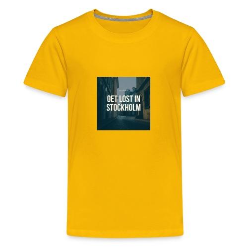 Stochholm - Camiseta premium adolescente