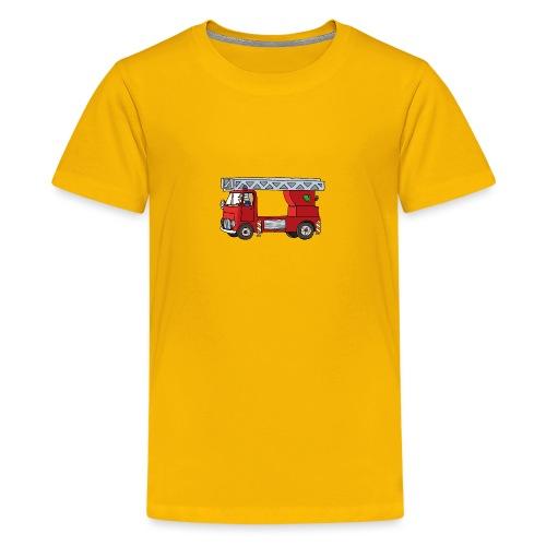 Drehleiter - Teenager Premium T-Shirt