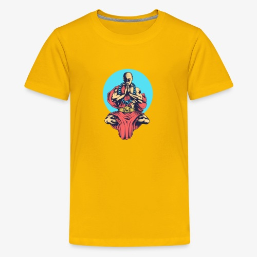La paix intérieure - T-shirt Premium Ado
