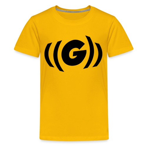 gpp logo shirt png - Teenager Premium T-shirt