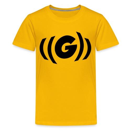 gpp logo shirt png - Teenager Premium T-shirt