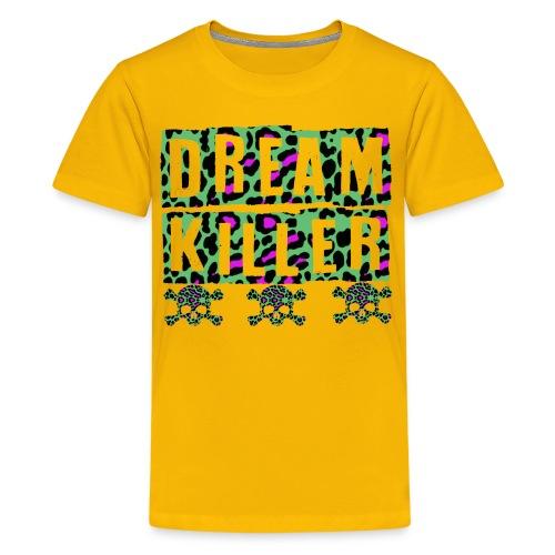 dka color 6 - Premium-T-shirt tonåring