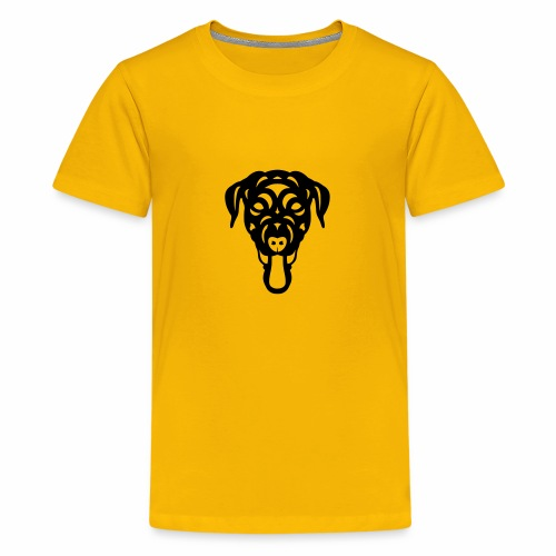 Labrador Dorianna - Teenager Premium T-Shirt