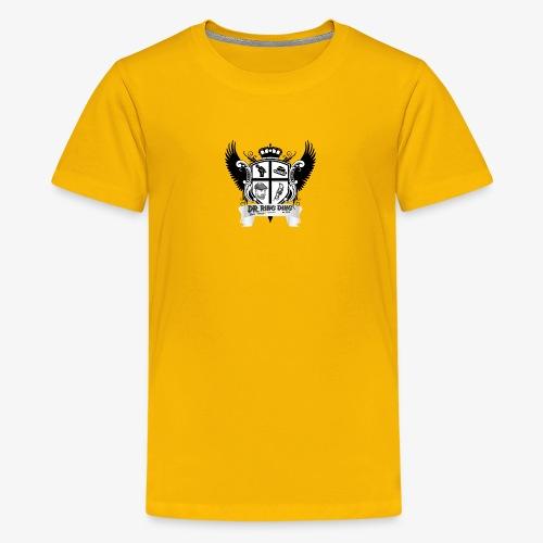 Dr. Ring Ding Wappen - Teenager Premium T-Shirt