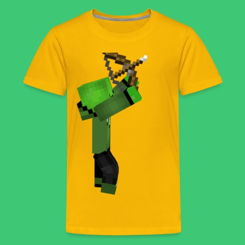 Jubiläumsshirt MCTurtle - Teenager Premium T-Shirt