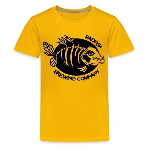 Grand logo devant - T-shirt Premium Ado
