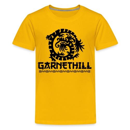 Garnethill - Teenage Premium T-Shirt