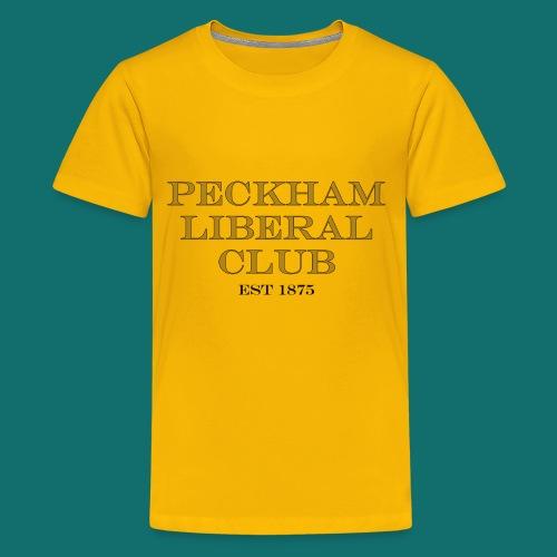 libclub - Teenage Premium T-Shirt