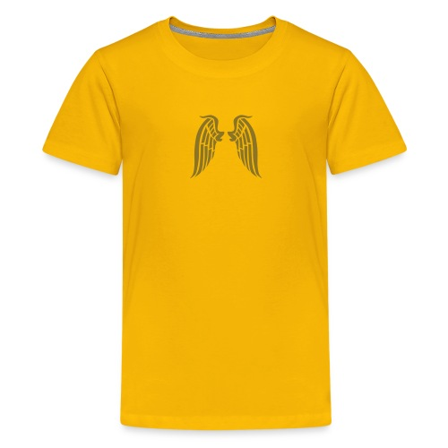 wings - Teenage Premium T-Shirt