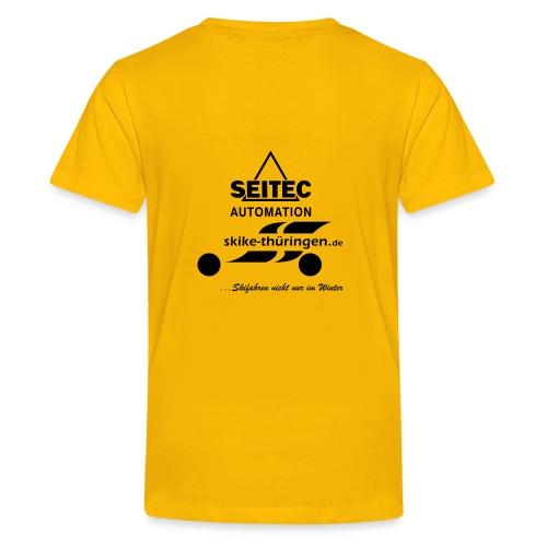 2014_t-shirt - Teenager Premium T-Shirt