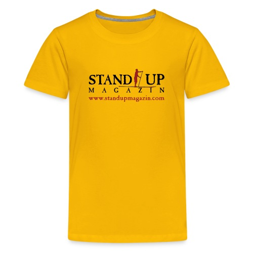 Stand Up Magazin T Shirt - Teenager Premium T-Shirt