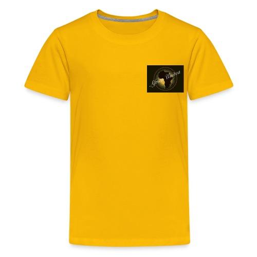 100 Africa united - T-shirt Premium Ado