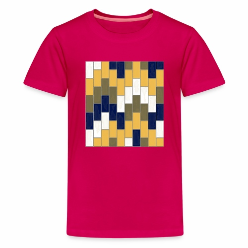 ONT WAY SUBWAY - Teenage Premium T-Shirt