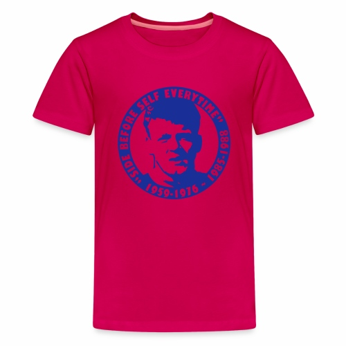 SIDE BEFORE SELF - Teenage Premium T-Shirt