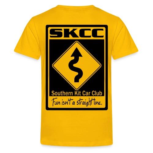 skccb - Teenage Premium T-Shirt