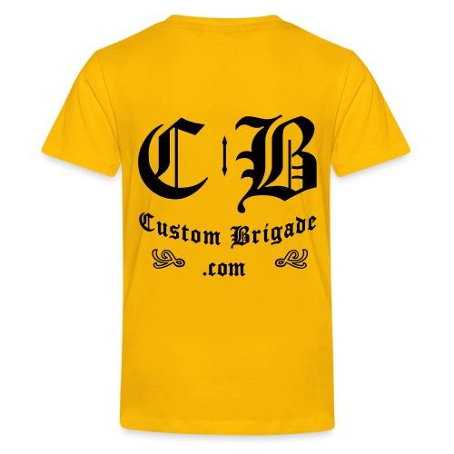 Gang - T-shirt Premium Ado