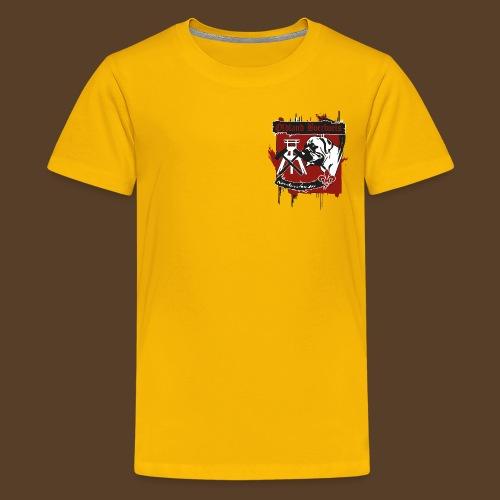 Oldland Boerboels la Familia - Teenager Premium T-Shirt