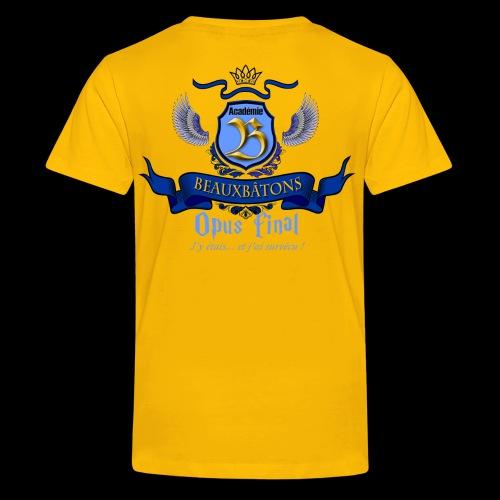 LOGO BB 3 - T-shirt Premium Ado