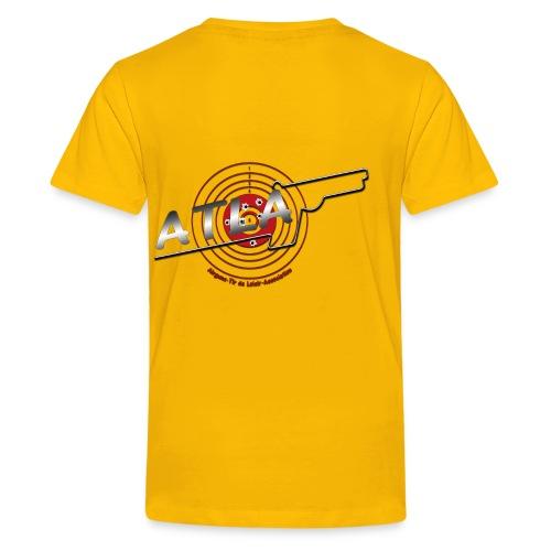 blason association3 - T-shirt Premium Ado