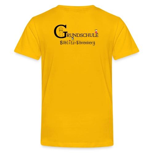 Grundschule Böhlitz-Ehrenberg - Teenager Premium T-Shirt