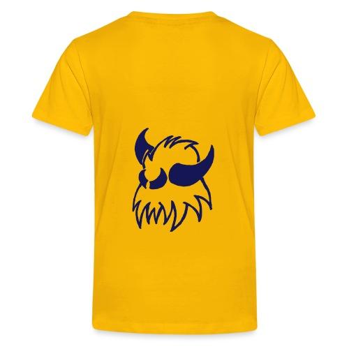 klausenlogo neu - Teenager Premium T-Shirt