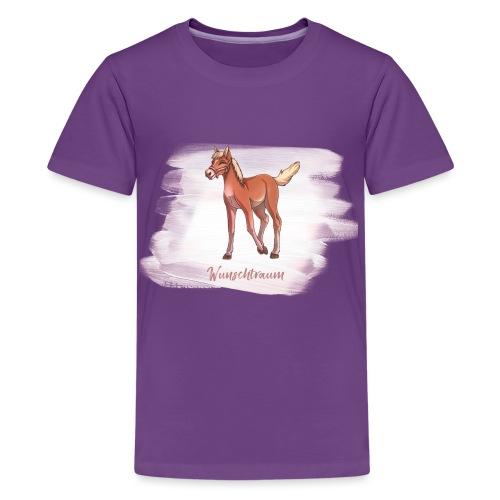 Wunschtraum - Teenager Premium T-Shirt