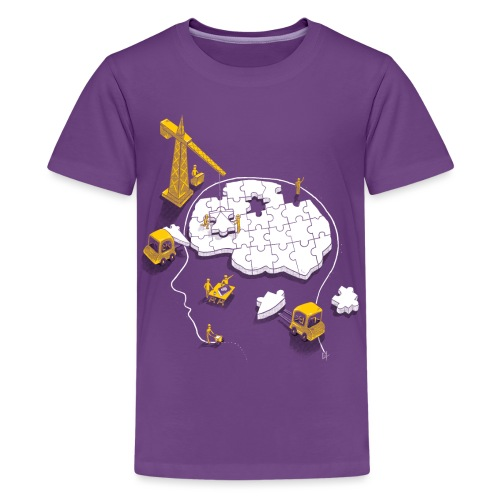 Memory Site - Teenage Premium T-Shirt