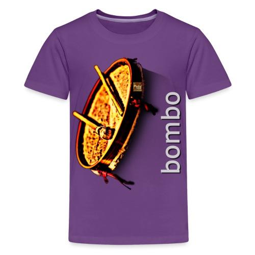 Bombo - Camiseta premium adolescente