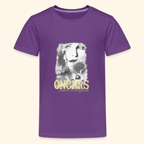 Oncers believe - Teenage Premium T-Shirt