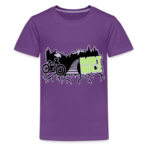 HARTHOLZ Freeride - Teenager Premium T-Shirt
