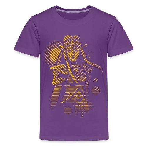 Sagesse - Teenage Premium T-Shirt