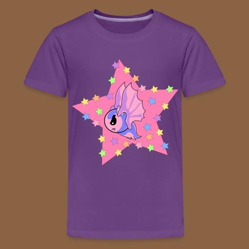 Kawaii Bat - Teenager Premium T-shirt