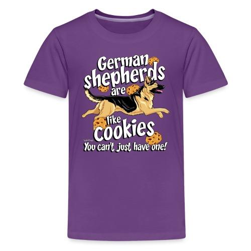 germancookies2 - Teinien premium t-paita
