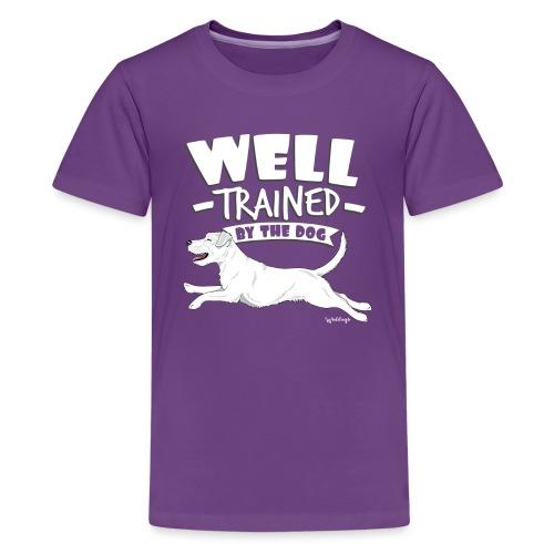 parsonwell4 - Teenage Premium T-Shirt