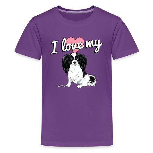 phalelove2 - Teenage Premium T-Shirt