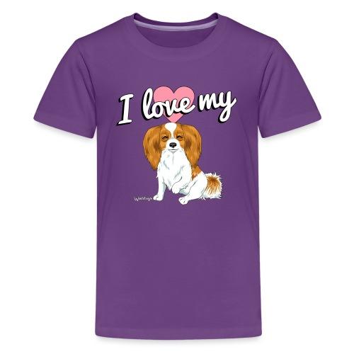 phalelove - Teenage Premium T-Shirt