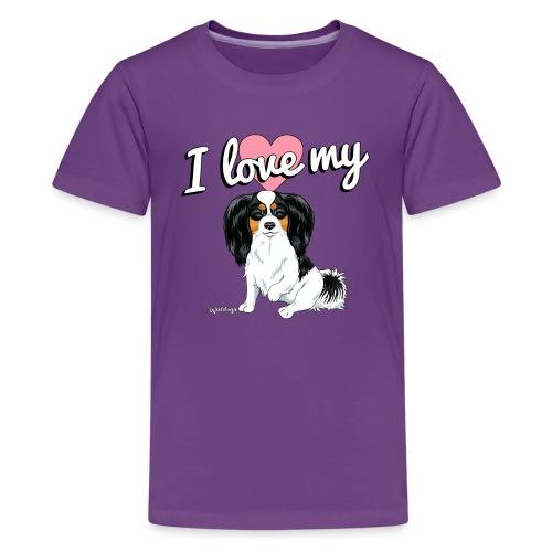 phalelove3 - Teenage Premium T-Shirt