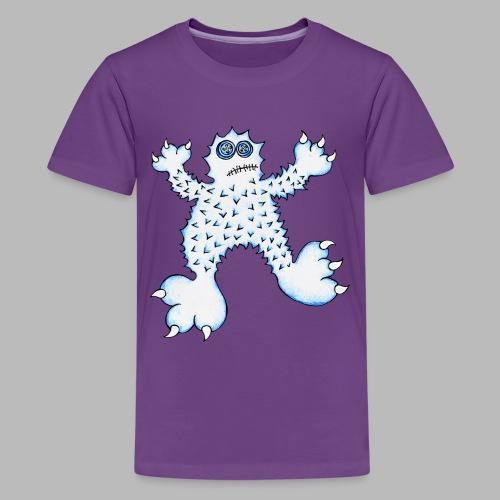 ABOMINABLE! - Teenage Premium T-Shirt
