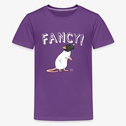 Fancy! Rat VI - Teinien premium t-paita