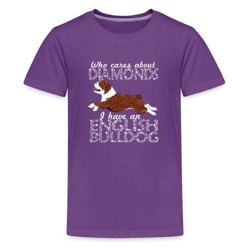 ebdiamonds5 - Teenage Premium T-Shirt