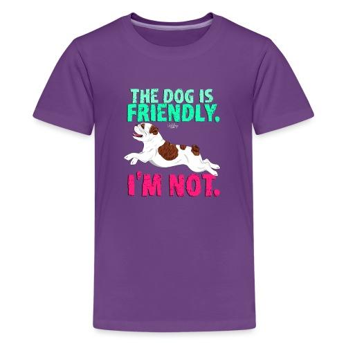 ebfriendly3 - Teenage Premium T-Shirt