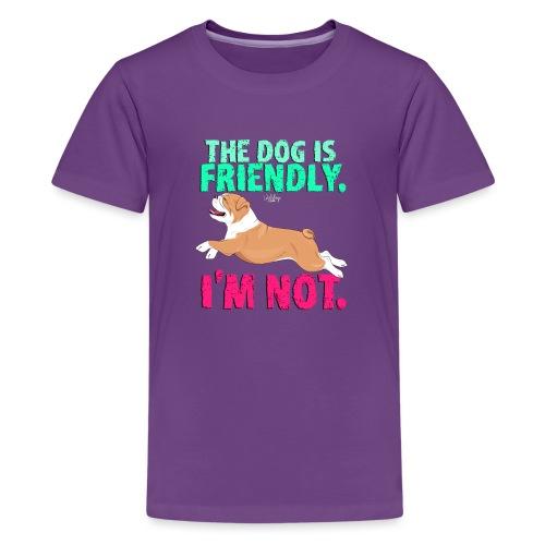 ebfriendly6 - Teenage Premium T-Shirt