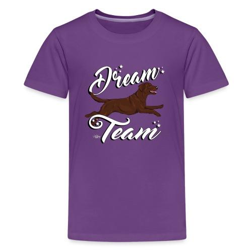 labdt3 - Teenage Premium T-Shirt