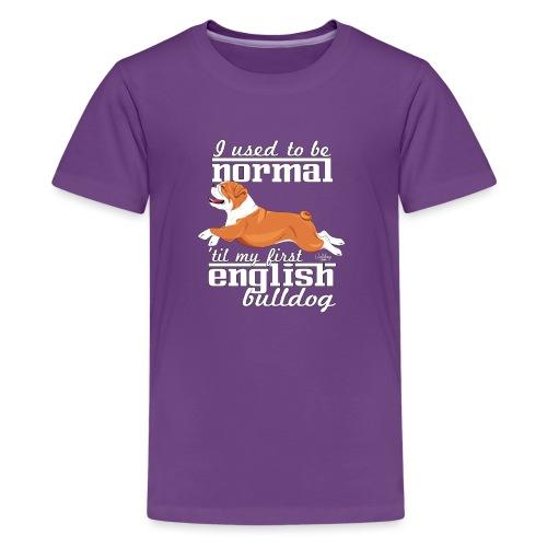 ebnormal - Teenage Premium T-Shirt