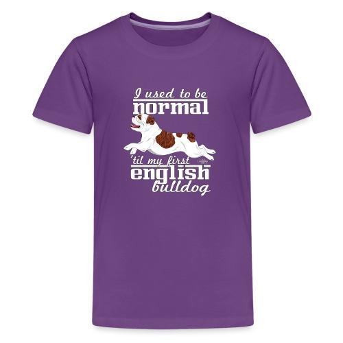 ebnormal3 - Teenage Premium T-Shirt
