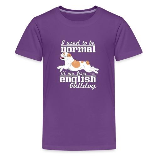 ebnormal4 - Teenage Premium T-Shirt