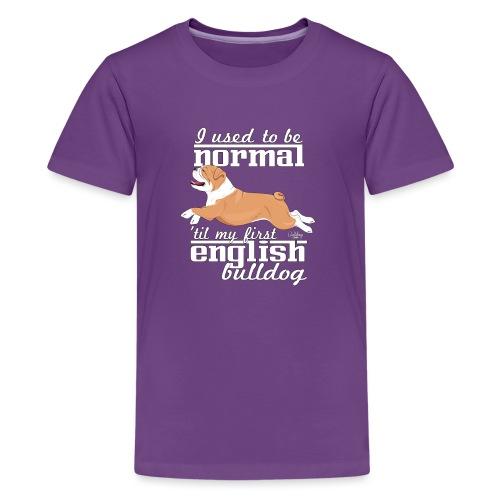 ebnormal6 - Teenage Premium T-Shirt