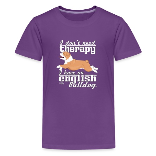 ebtherapy - Teenage Premium T-Shirt