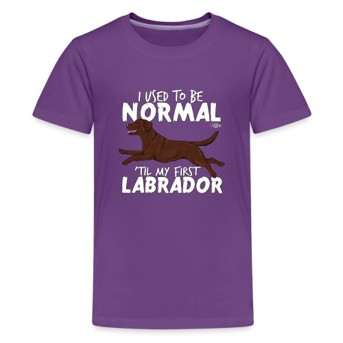 labnormal - Teenage Premium T-Shirt