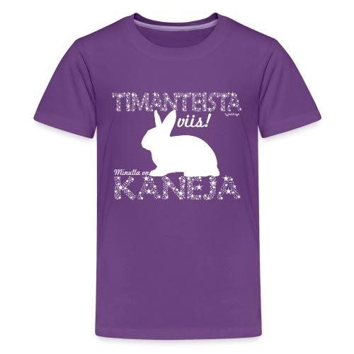 Kani Dimangi - Teinien premium t-paita